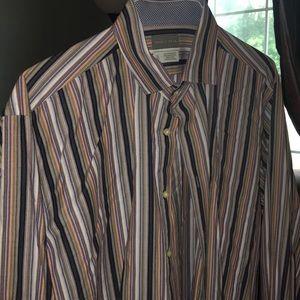 Thomas Dean Shirts - Men's dress shirt